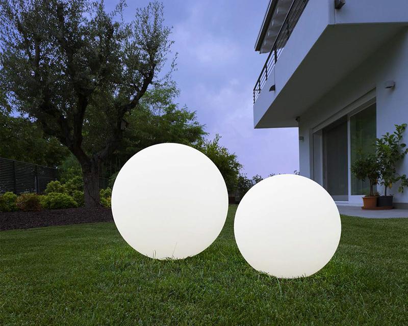 Lampione esterno lia500 emporio della luce vignola mo
