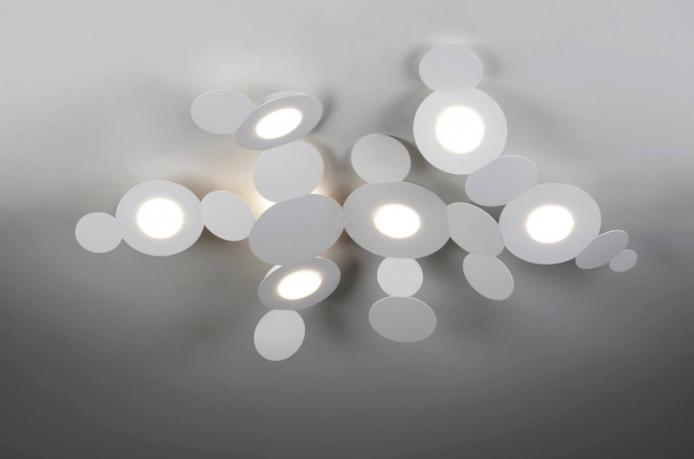 Lampadario da soffitto o applique emporio della luce vignola mo