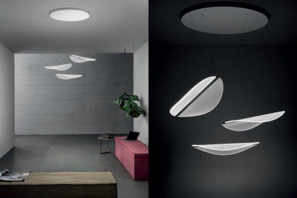 Lampadario sospensione design moderno globe illuminazione